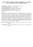 A contribuição da gestão de coleções em bibliotecas universitárias para a formação do aluno de biblioteconomia