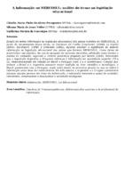 A Informação no MERCOSUL: análise do termo na legislação educacional