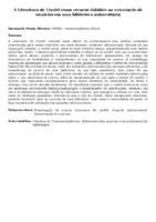 A Literatura de Cordel como recurso didático na orientação de usuários em uma biblioteca universitária