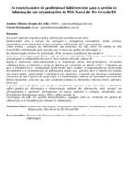 As contribuições do profissional bibliotecário para a gestão da informação nas organizações do Pólo Naval de Rio Grande/RS