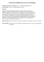 Atuação do bibliotecário clínico em Oncologia