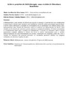 Ações e projetos de biblioterapia: uma revisão de literatura brasileira