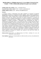 Bacharelado em Biblioteconomia da Universidade Federal do Rio Grande – FURG: delineando parâmetros para uma avaliação