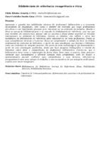 Bibliotecário de referência: competência e ética