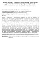 Ensino, Pesquisa e Extensão em Organização do Conhecimento: uma proposta integrada para a formação de alunos de biblioteconomia por meio da educação tutorial na UNIRIO.