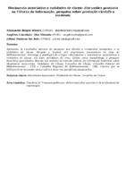 Movimento associativo e entidades de classe: discussões possíveis na Ciência da Informação, pesquisa sobre produção científica existente