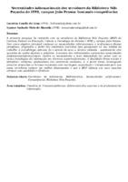 Necessidades informacionais dos servidores da Biblioteca Nilo Peçanha do IFPB, campus João Pessoa: buscando competências