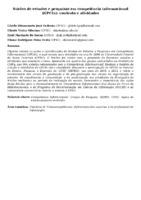 Núcleo de estudos e pesquisas em competência informacional (GPCIn): contexto e atividades