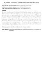O perfil do profissional bibliotecário do Estado do Amazonas