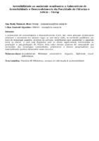 Acessibilidade no ambiente acadêmico: o Laboratório de Acessibilidade e Desenvolvimento da Faculdade de Ciências e Letras – Unesp