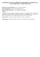 Duplicidade de títulos na biblioteca universitária: avaliação do uso como subsídio para a tomada de decisão