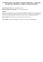 A Coleção Jurídica Caio Mário: recepção, tratamento e restauração das obras pela Biblioteca do Superior Tribunal de Justiça