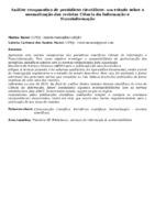 Análise comparativa de periódicos científicos: um estudo sobre a normalização das revistas Ciência da Informação e Transinformação