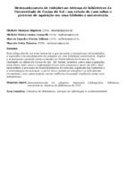 Desenvolvimento de coleções no sistema de bibliotecas da Universidade de Caxias do Sul : um estudo de caso sobre o processo de aquisição em uma biblioteca universitária