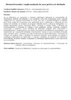 Desenvolvimento e implementação de uma política de desbaste