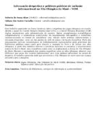 Informação desportiva e políticas públicas de inclusão informacional na Vila Olímpica da Maré – VOM