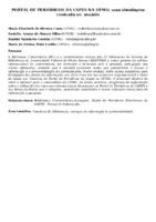 PORTAL DE PERIÓDICOS DA CAPES NA UFMG: uma abordagem centrada no  usuário
